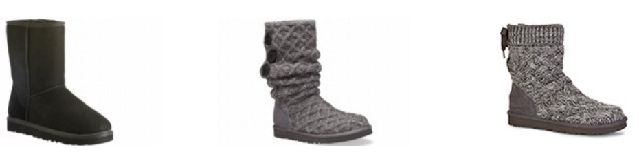UGG boots as low as $45 at The Walking Company
