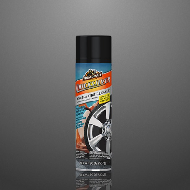 Armor All Quicksilver wheel & tire cleaner for $0 after rebate