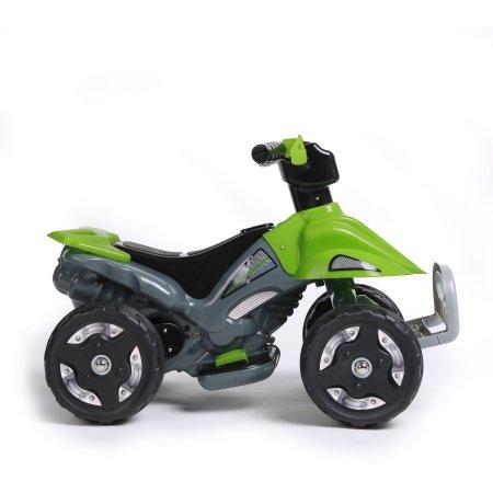 Kids ride on 6V battery powered mini ATV quad for $40