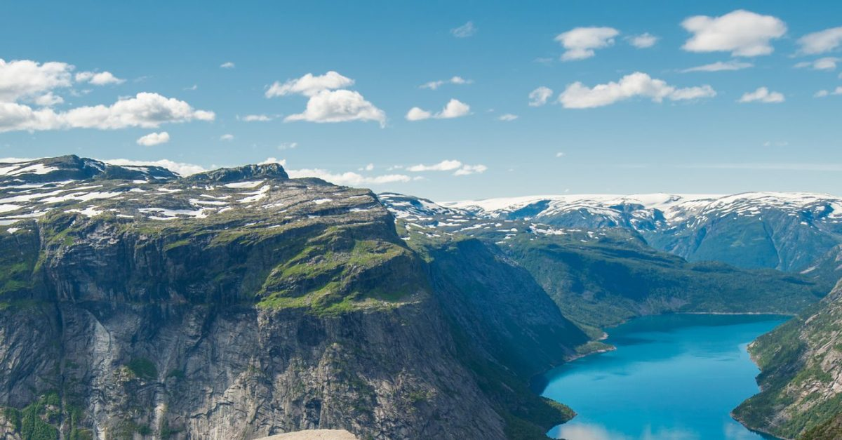 6-night Norway fjords tour with air & hotels from $1,299