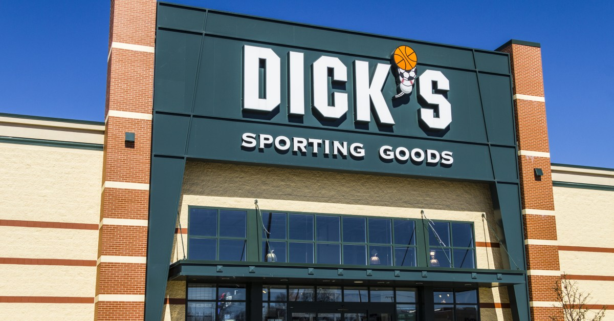 Dick's Sporting Goods coupon: Save $15 on a footwear purchase of $69.99 or more