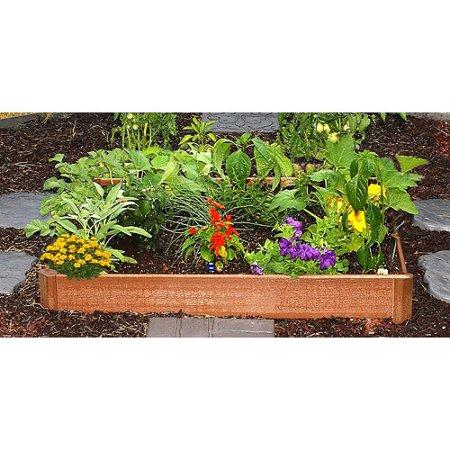 Greenland Gardener garden bed kit for $21