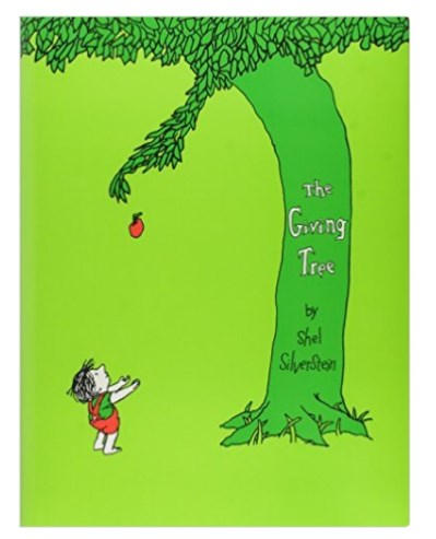 The Giving Tree children's hardcover book for $8.31