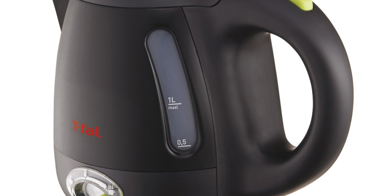T-fal Balanced Living 4-cup electric kettle for $19