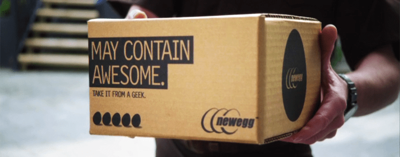 Save 9% on Newegg gift cards at Groupon