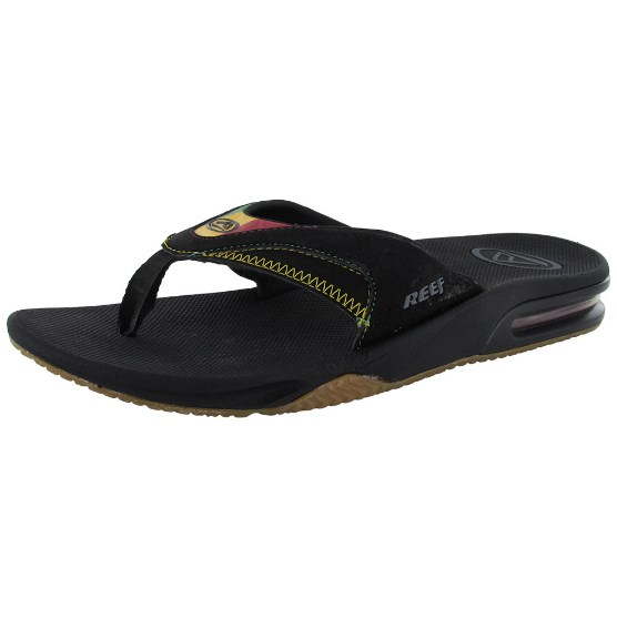 Reef men's Fanning flip flop sandals for $22 shipped