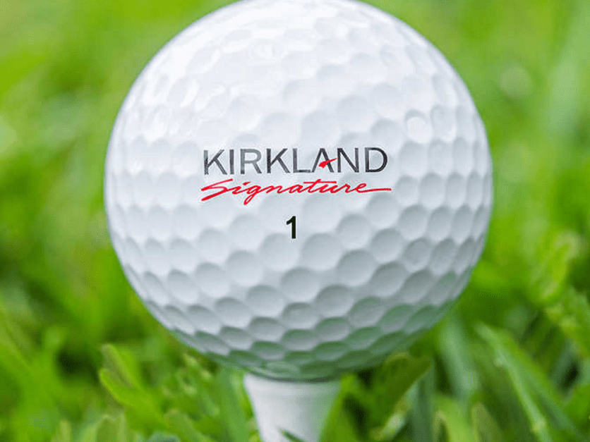 Costco members: Kirkland Signature golf balls 24-pack for ...