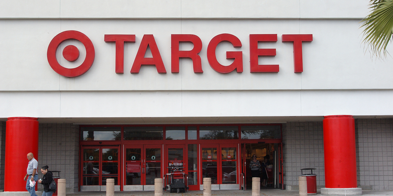Free $10 gift card with 3 household items at Target