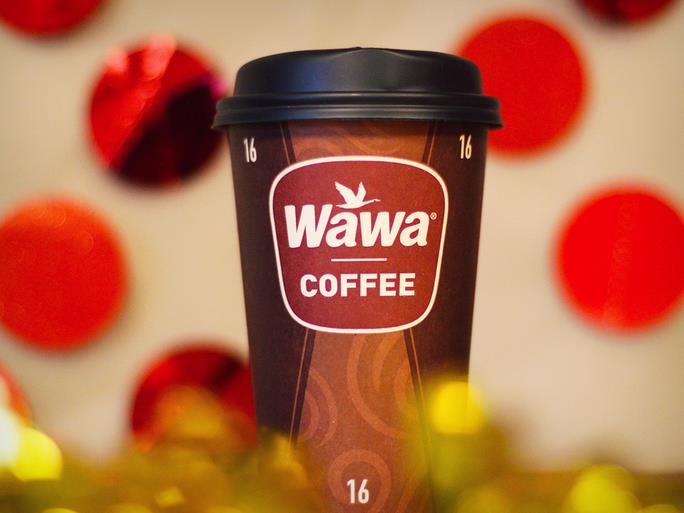 Get FREE any-size coffee at Wawa today!