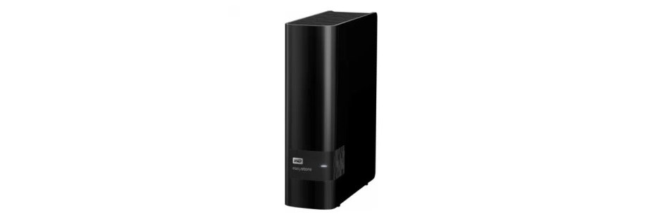 Today only: 8TB WD Easystore USB 3.0 external hard drive for $130