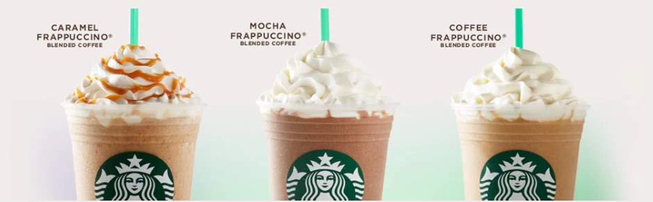 Today only: Get $3 grande Starbucks Frappuccinos during happy hour!