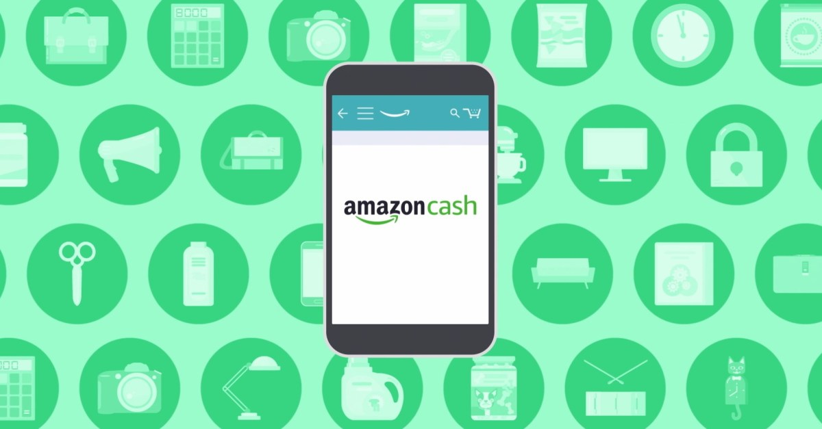 Amazon Cash: Add $30 or more, get a $5 Amazon credit