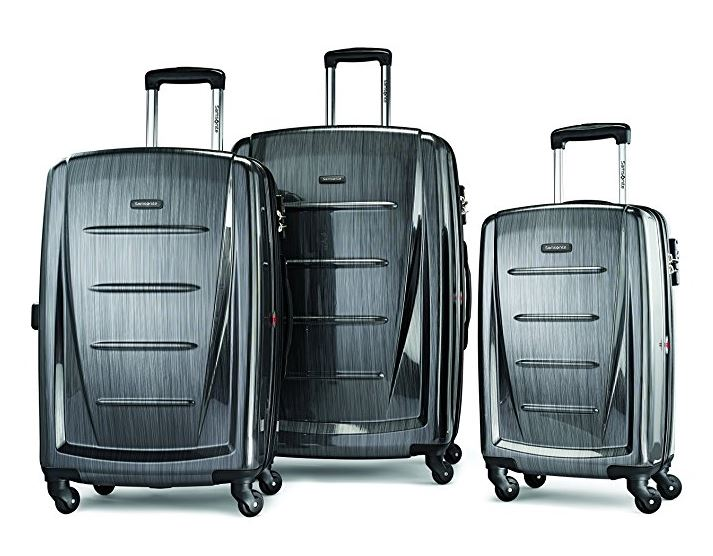 Save 20% on select Samsonite luggage on Amazon