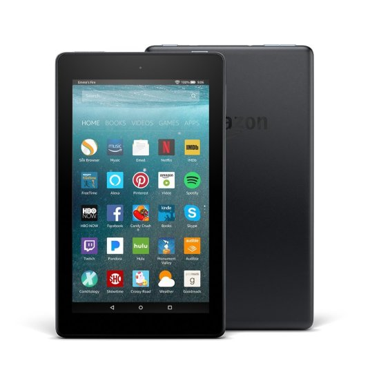Amazon Fire 7 tablet for $40