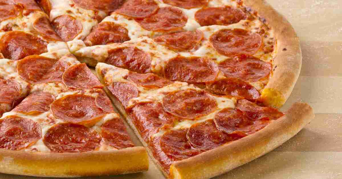 Extra Large Two Topping Pizza For 11 Free Future Pizza At Papa John S Clark Deals
