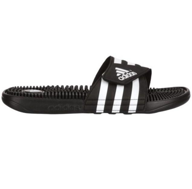 Adidas men's Adissage flip flop slides for $20, free shipping