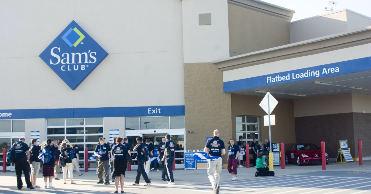 Sam's Club: Join for $45 and get $45 in freebies including Vudu movie credits and a free gift card!