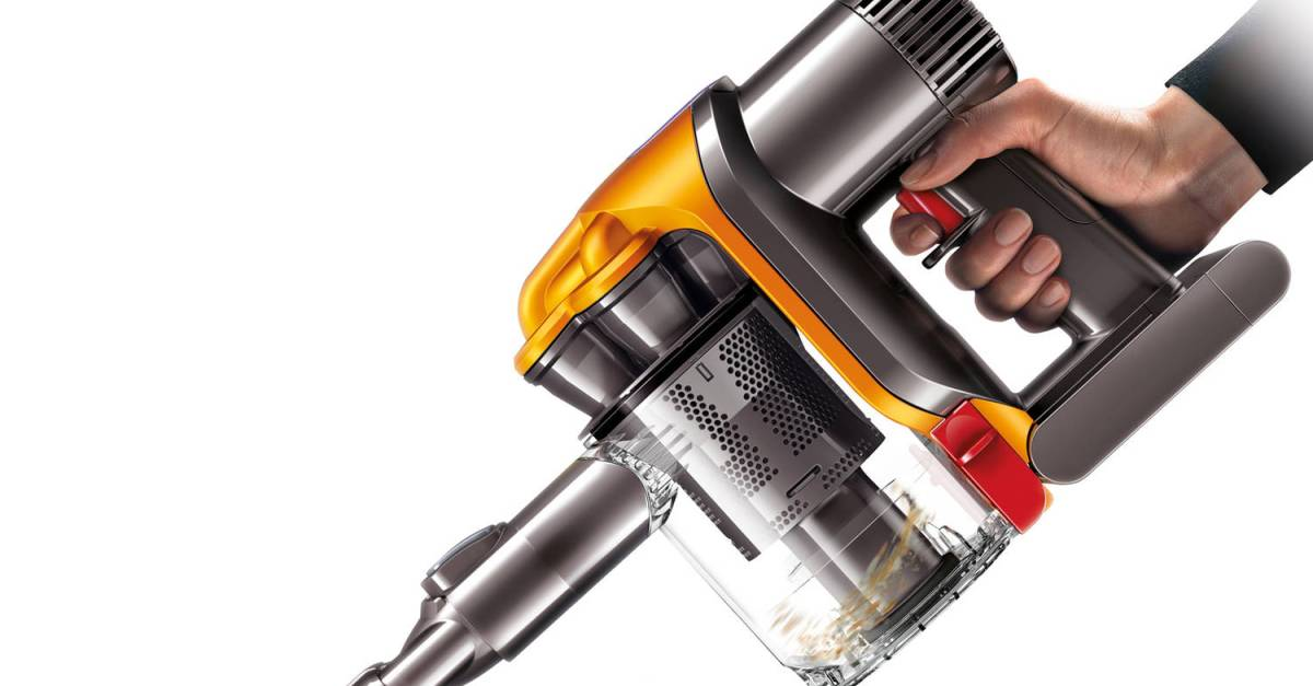 Dyson DC34 bagless cordless hand vacuum for $99