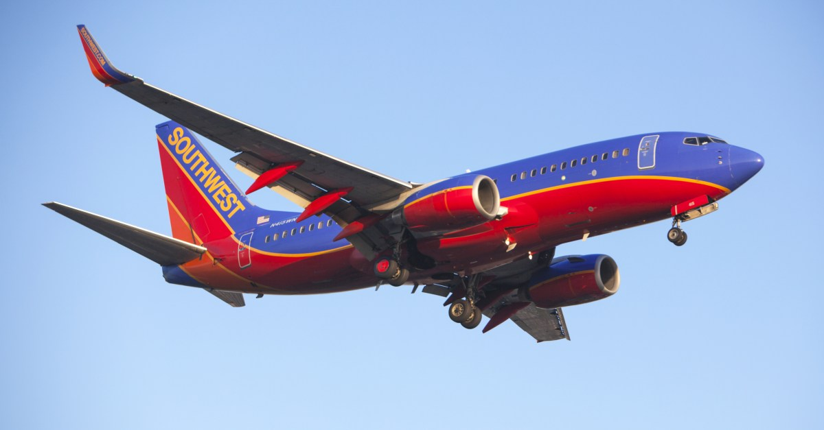 Southwest Airlines sale: Fares from $49 one way
