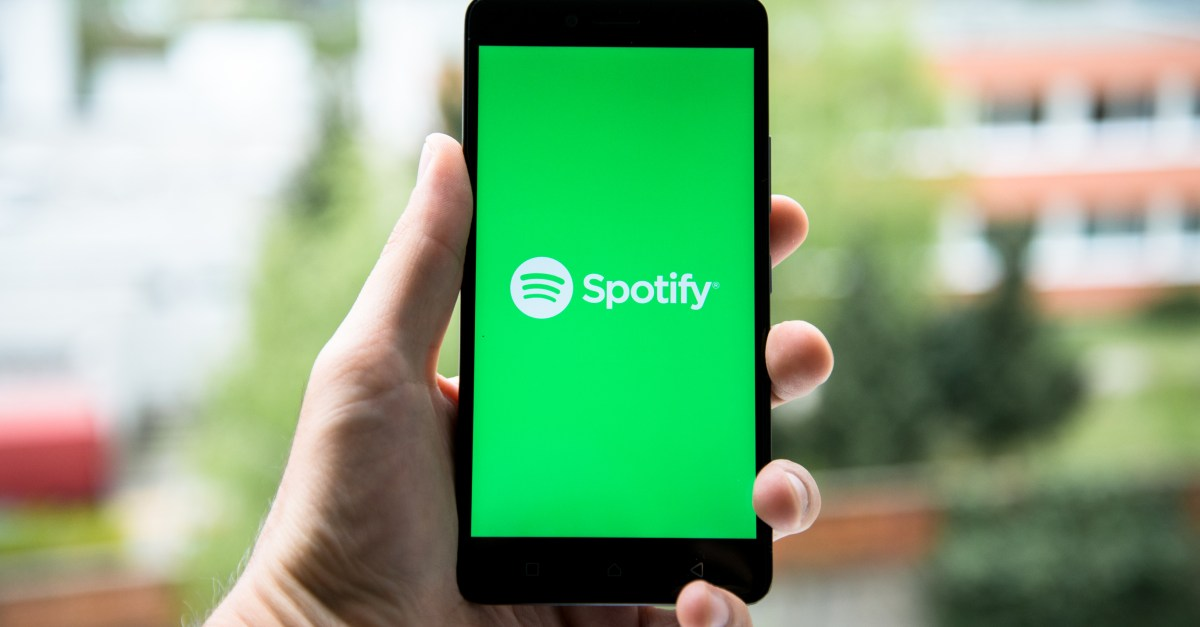 Today only! FREE 60-day Spotify trial