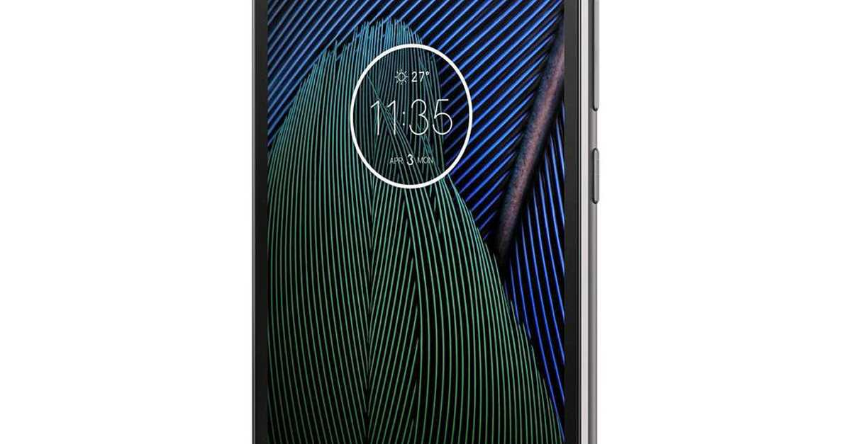 Costco members: Moto G5 Plus 32GB unlocked smartphone for $180