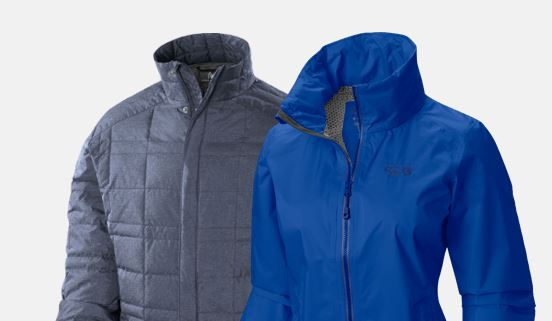 Save up to 65% on jackets for the family at REI