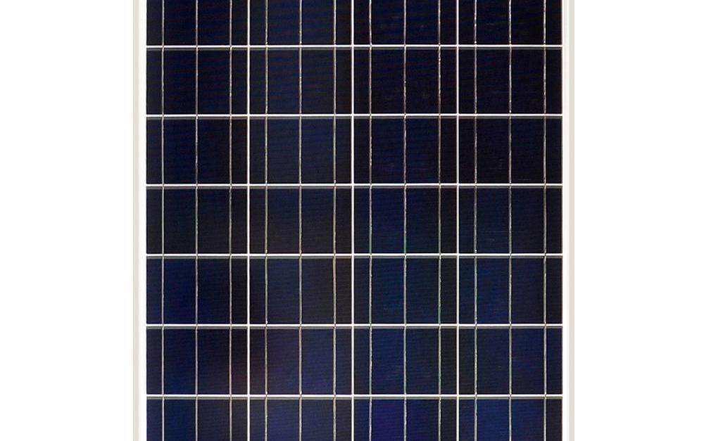Grape Solar 100-watt polycrystalline solar panel for $89