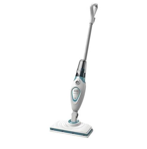 Black and Decker steam mop with swivel steering for $30, free shipping