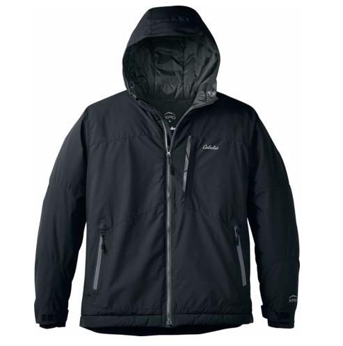 Men's Cabela's XPG advance hooded jacket for $30