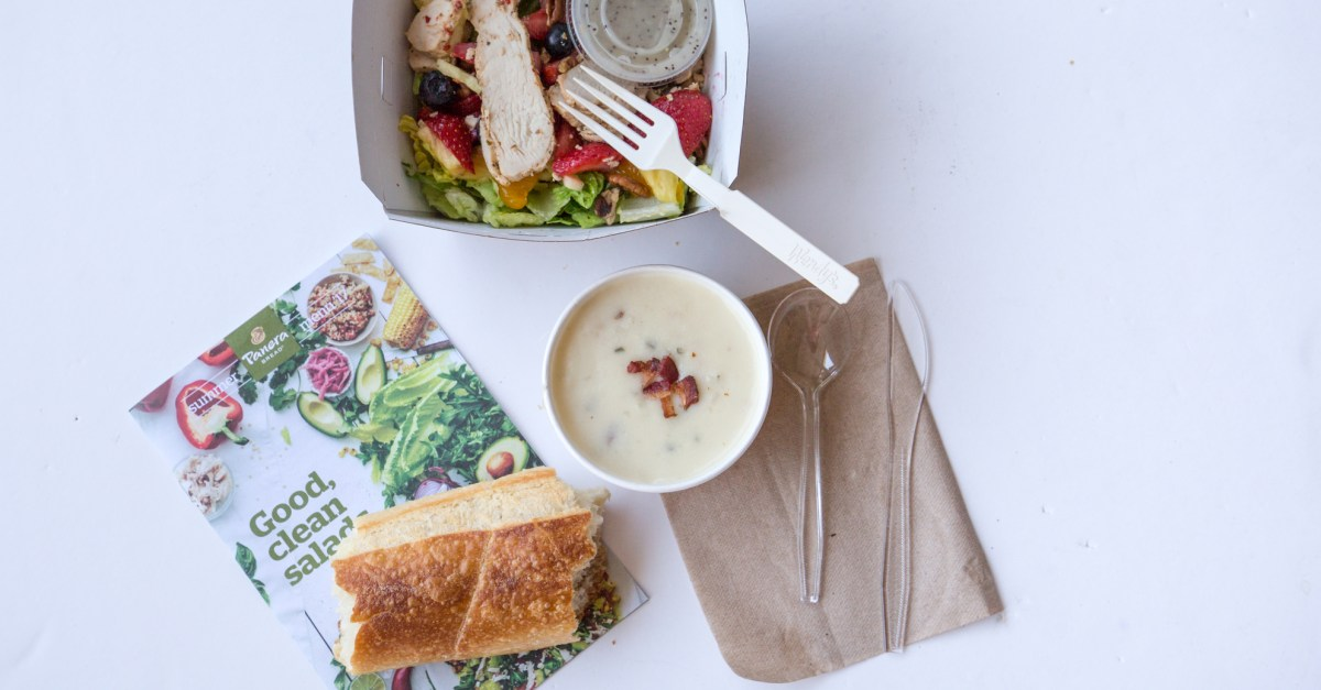 Panera Bread coupon: Save $2 on an online order of $10 or more!