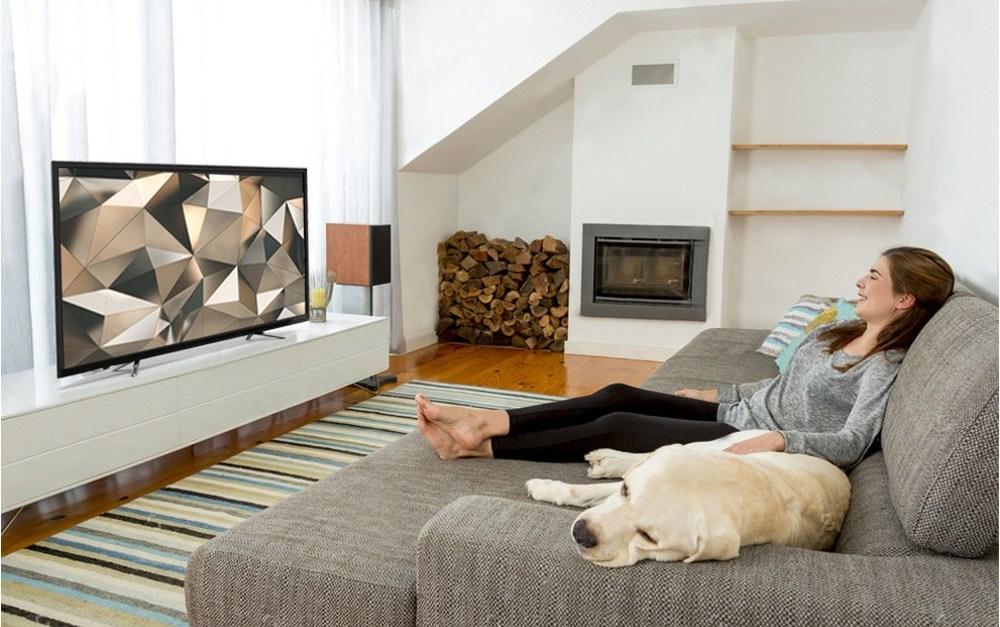 Atyme 49″ 4K UHD LED TV for $179