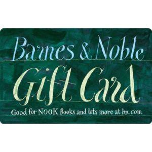 $100 Barnes & Noble gift card for $88 via eBay - Clark Deals