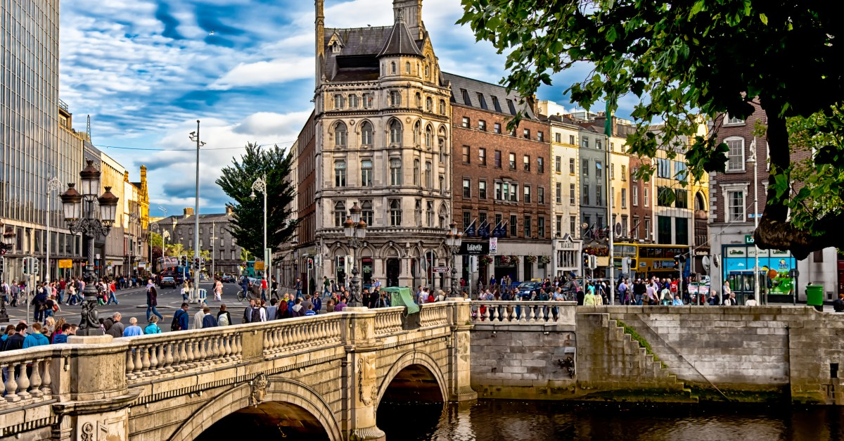 Flights to Dublin in the $400s round-trip!
