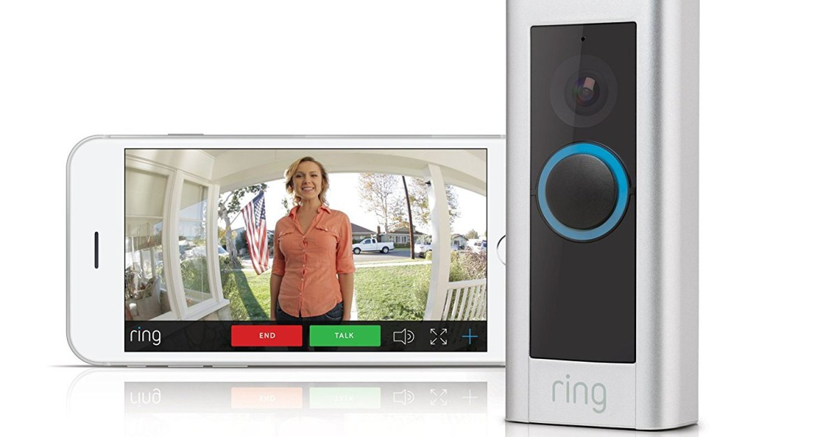 Today only: Refurbished Ring Video Doorbell Pro for $120