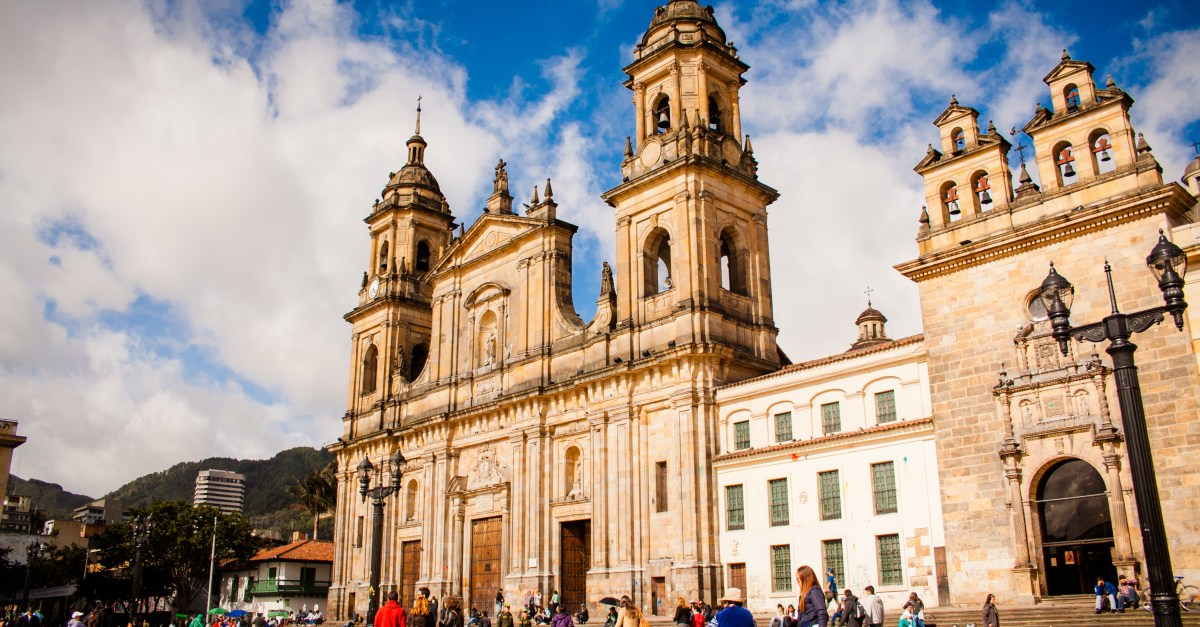 Flights to Bogota in the $300s-$400s round-trip!