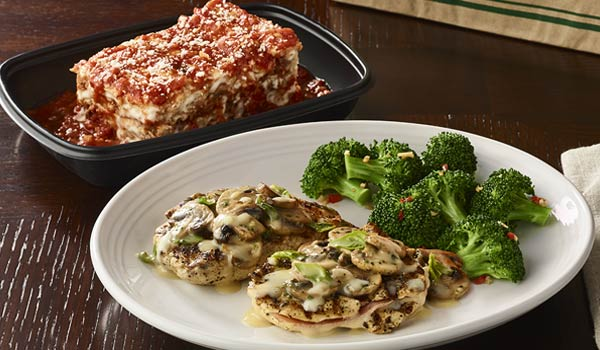 Enjoy FREE take-home lasagna or spaghetti and meatballs at Carrabba's
