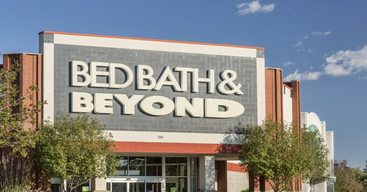Bed Bath & Beyond: The best deals this month!