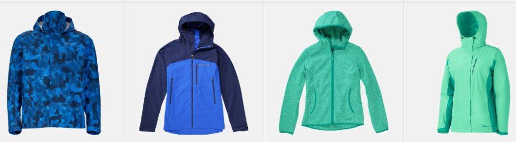 Save 50% on jackets at REI Garage