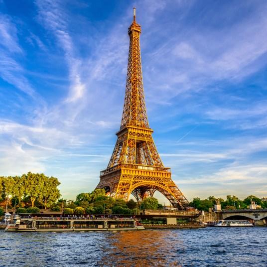 Flights to Paris in the $200s & $300s round-trip!