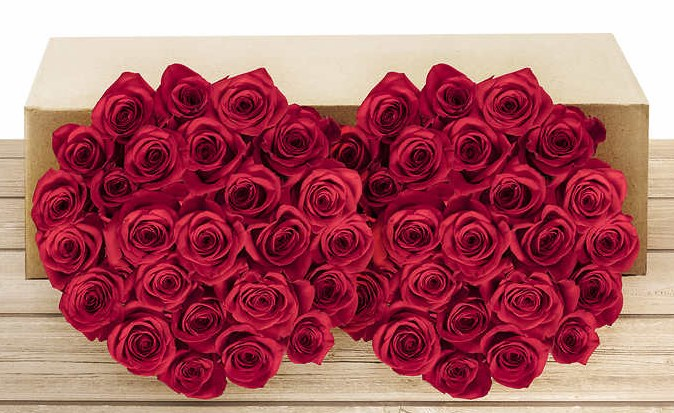 Costco members: 50-stem Mother's Day roses for $40, free delivery