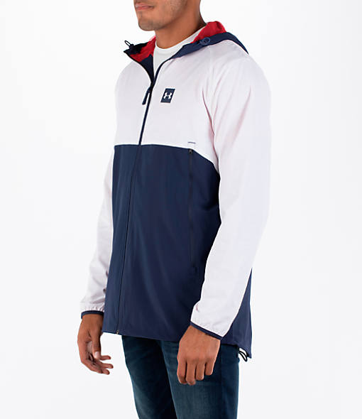 Under Armour Men's Fishtail wind jacket for $30