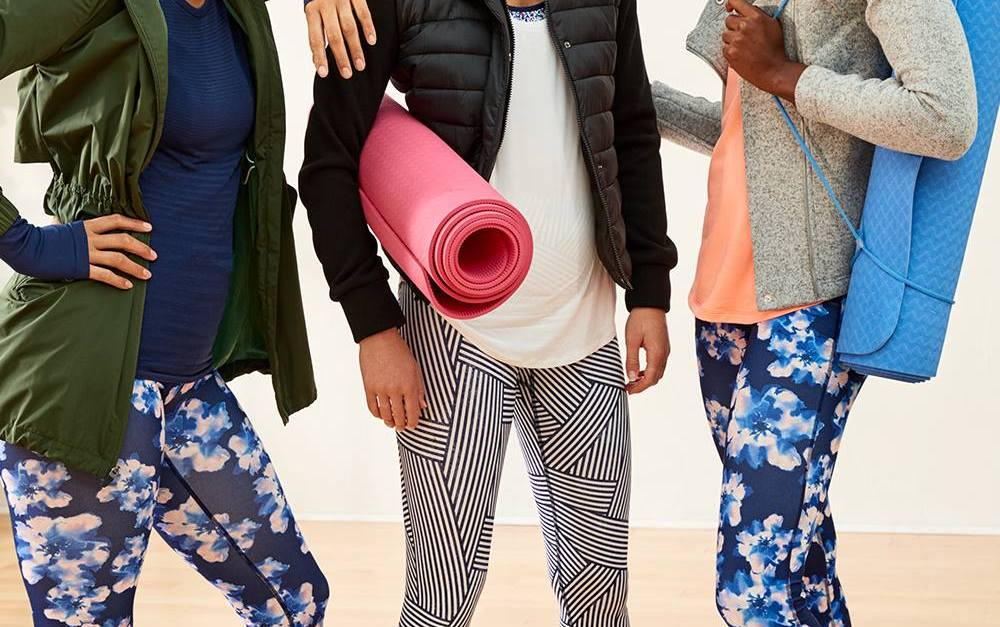 Old Navy: Save 50% on activewear today only
