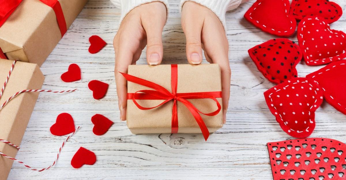 10 great DIY Valentine's gifts