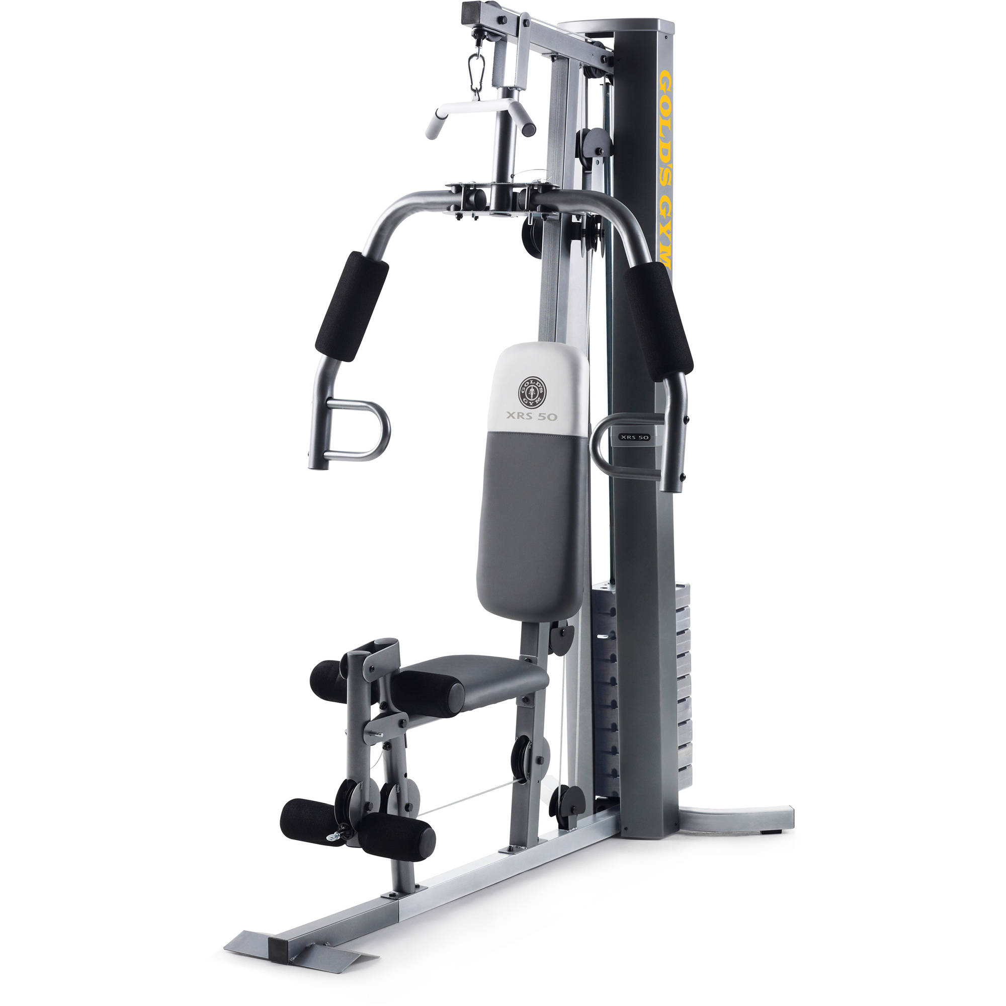 Gold s gym xrs home gym for free store pickup clark deals