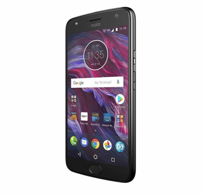 Prime Day deal: 32GB Moto X4 unlocked smartphone for $200