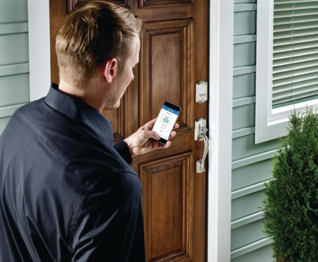 Today only: Select smart door locks from $179