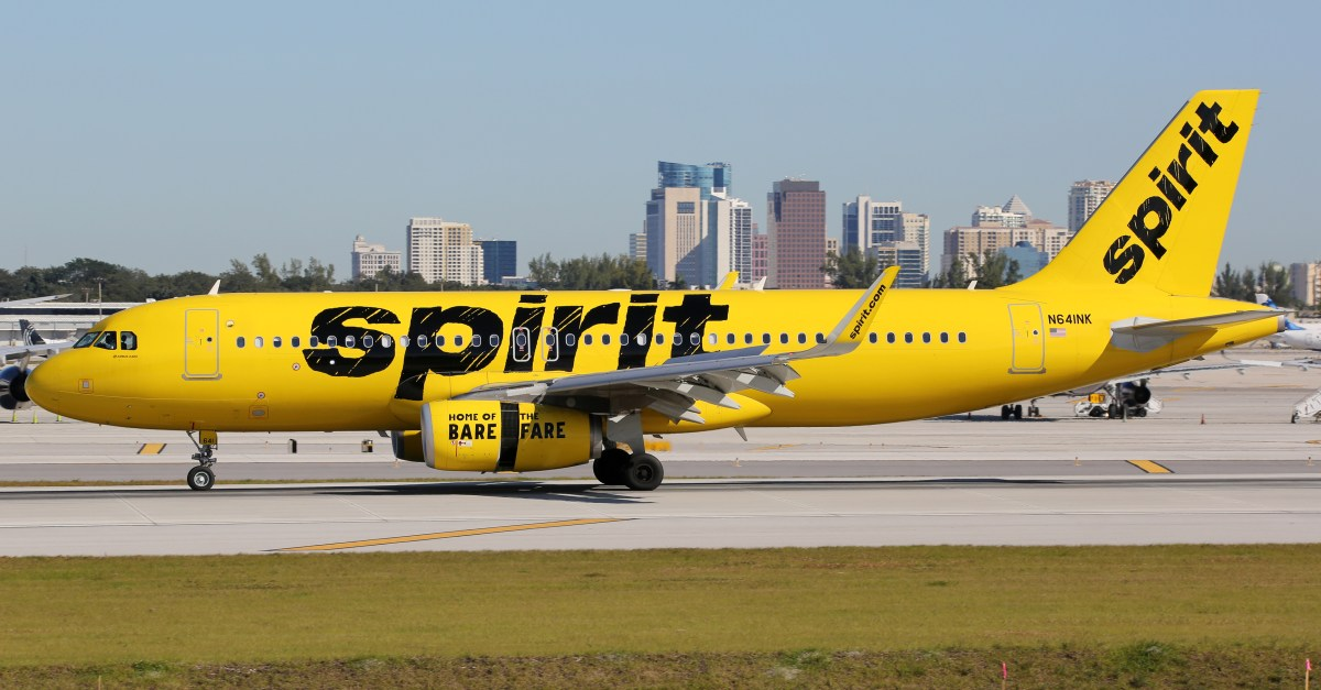 Spirit Airlines sale: flights from $52 one-way, or $24 for 9FC members