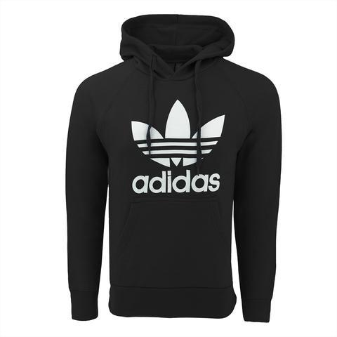 b70b398e3045 Adidas Men's Originals Trefoil hooded sweatshirt for $30, free shipping