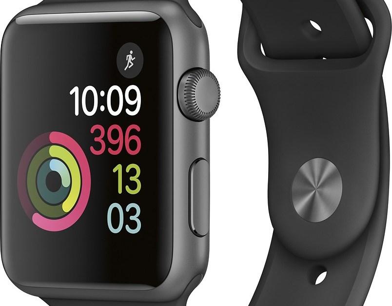 Apple Watch Series 1 38mm Sport smartwatch for $179