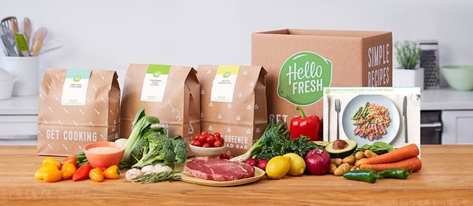 Groupon: 1 week of HelloFresh for $22
